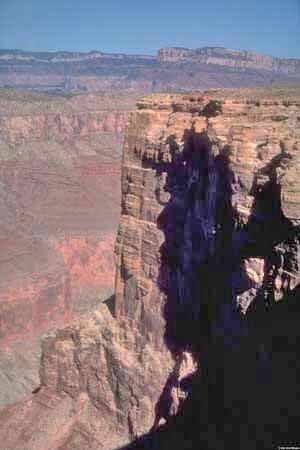 Antigua Ciudad Egipcia en El Gran Cañón del Colorado?
