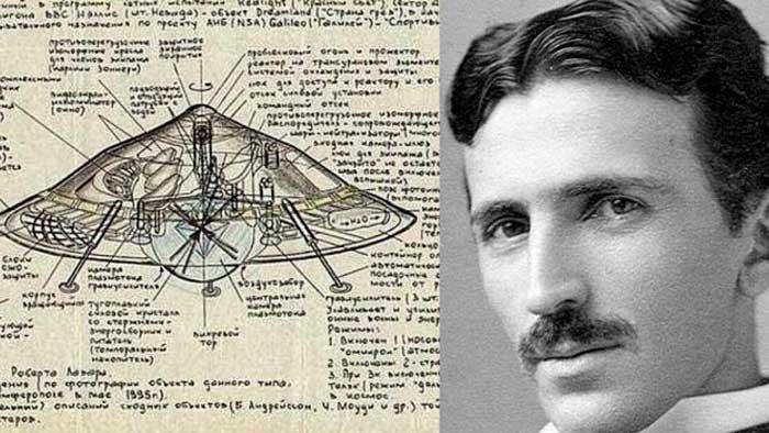 Disponibles en Internet 300 documentos incautados inéditos de Nikola Tesla al fin publicados