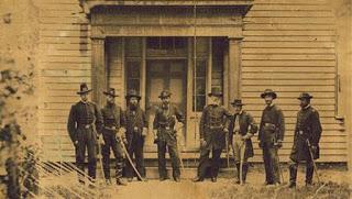 Los Soldados Fantasma De Gettysburg, EE.UU