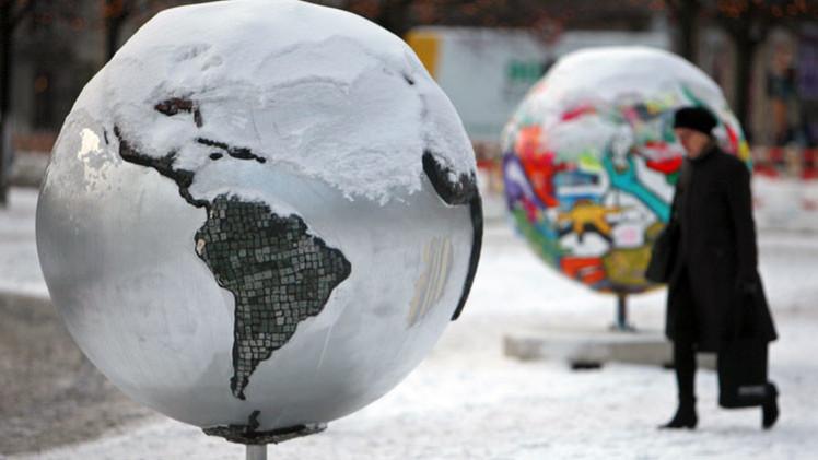 Científicos chinos afirman que el calentamiento global es ficción