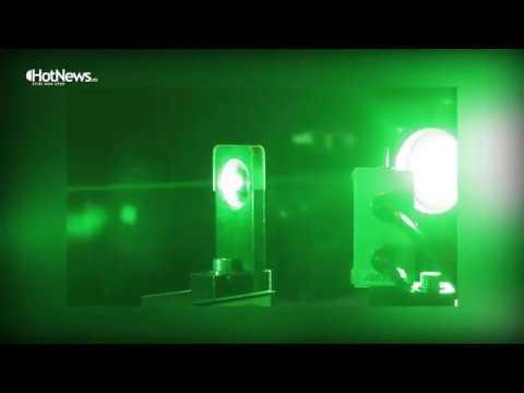 Construyen el láser más poderoso del mundo, equivalente a 10 millones de vatios