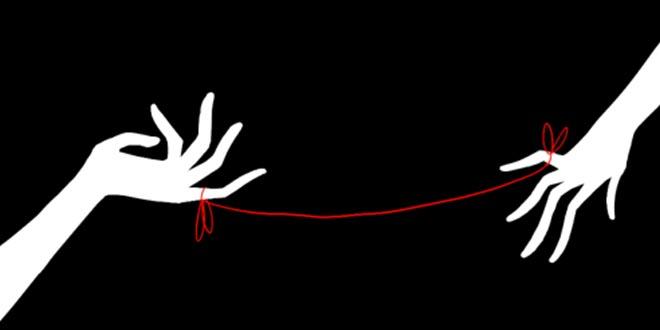 El hilo rojo del destino