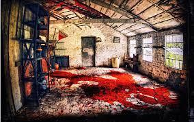 El misterio de la casa que sangra