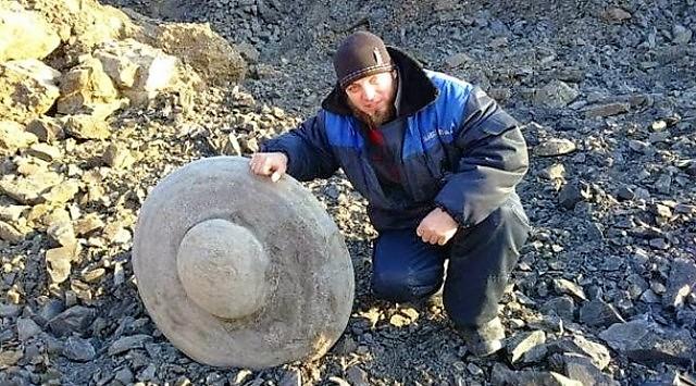El Misterio de las Piedras con Forma de OVNI Alrededor del Mundo