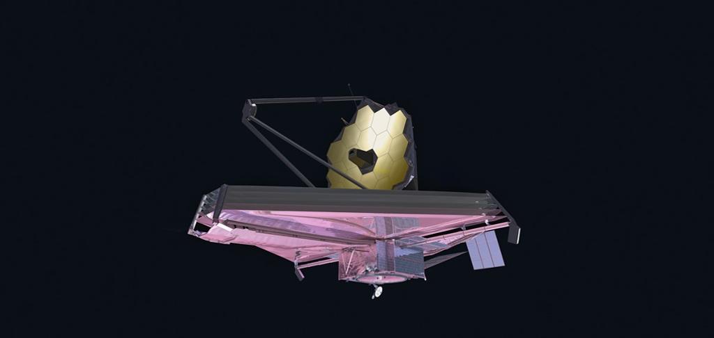 Este 'ojo' verá el origen del universo, el telescopio webb