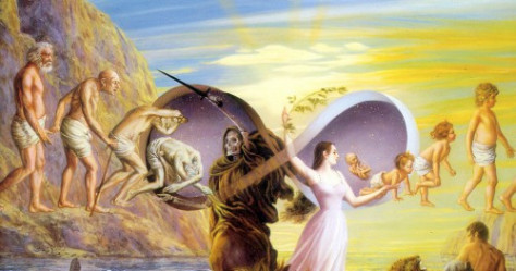 Evidencias sobre la reencarnación