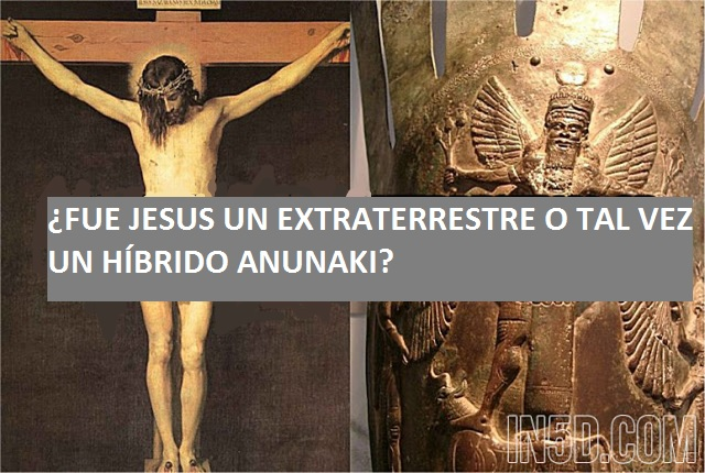 La Conexión Secreta Jesús – Anunnaki