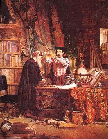 La historia del alquimista: vida y obra de Nicolás Flamel