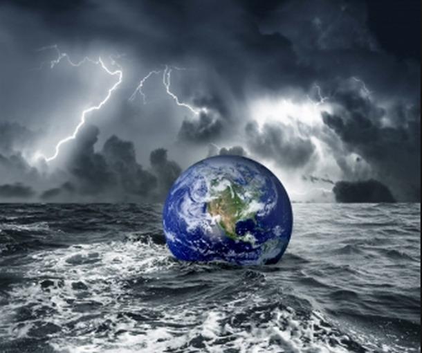 La humanidad en peligro si un gran asteroide choca contra la Luna