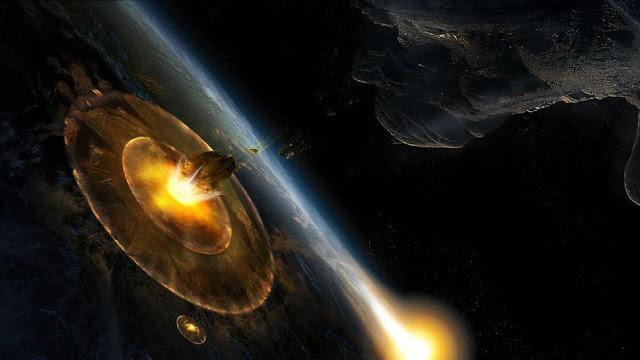 La NASA Se Prepara Con Armas Nucleares Para Defender La Tierra de Un Potencial Armagedón