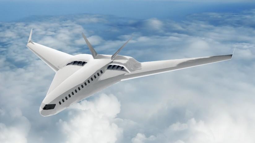 La NASA trabaja una nueva aeronave totalmente eléctrica que no emite gases de efecto invernadero