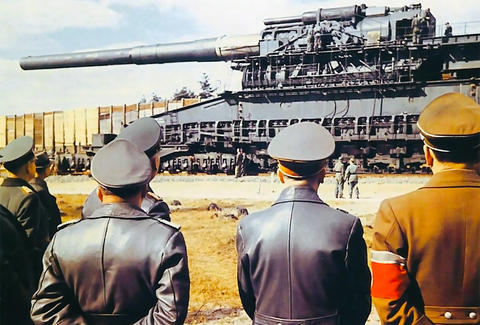 Las armas secretas de los nazis mas extrañas