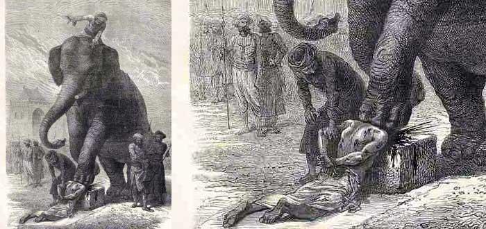 Los 15 Métodos De Ejecución Más Brutales De La Historia.