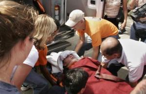 Los AutéNticos Protegidos. úNicos Supervivientes De Accidentes AéReos