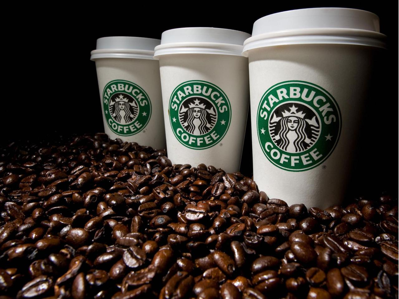 Los cafés de Starbucks son un cóctel de veneno