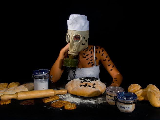Pan industrial que consumes es puro veneno mortal