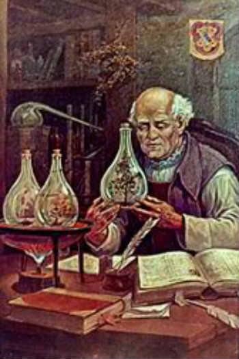 Paracelso el inventor de pociones