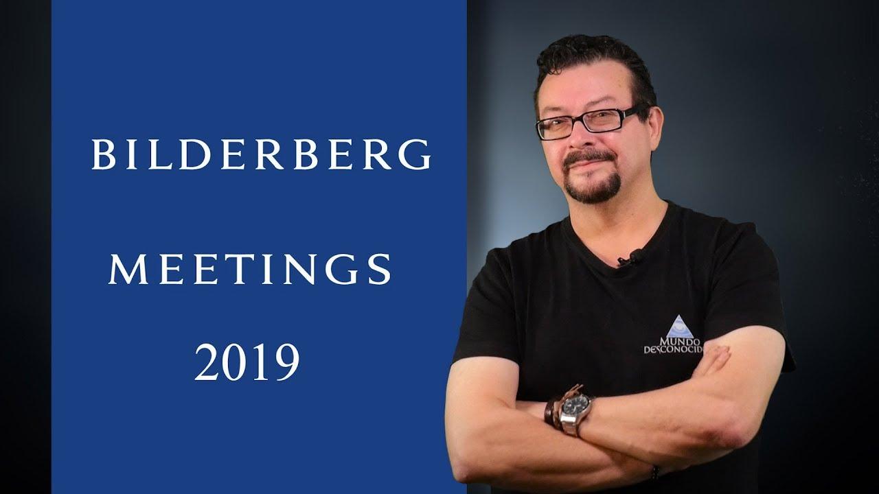 Reunión del Bilderberg 2019