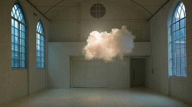Sobre nubes artificiales y modificación del clima