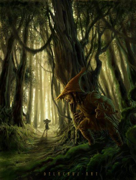 Trauco El Hombre de los bosques