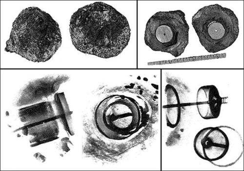 Una bujia de 500.000 años de antigüedad
