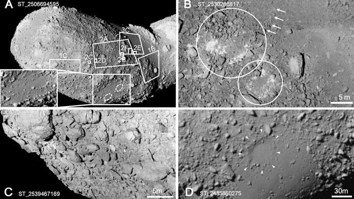 Itokawa el asteroide que demuestra de dónde provienen nuestros océanos