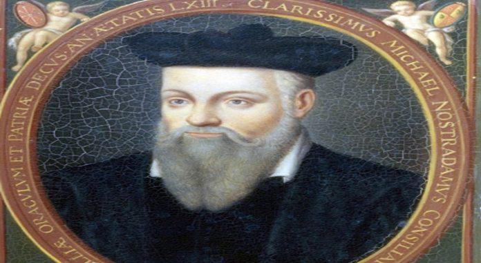 """Según profecía de Nostradamus el anticristo se llama """"Mabus"""""""