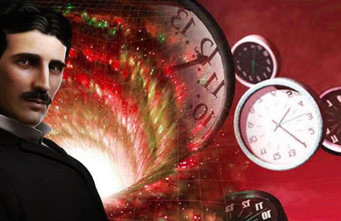 ¿Logro Nikola Tesla hacer viajes a través del tiempo?