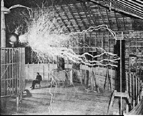 ¿Descubrió Tesla los Secretos de la Antigravedad?