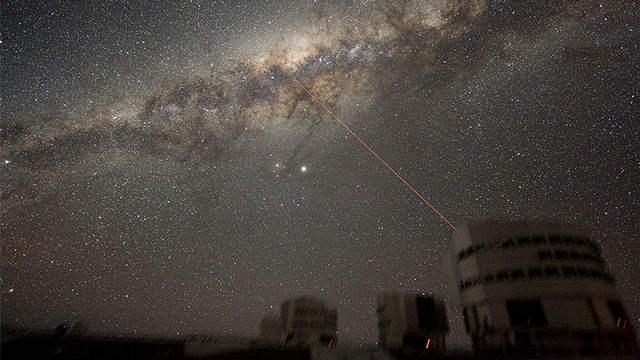¿Hay más civilizaciones inteligentes cerca del centro galáctico?