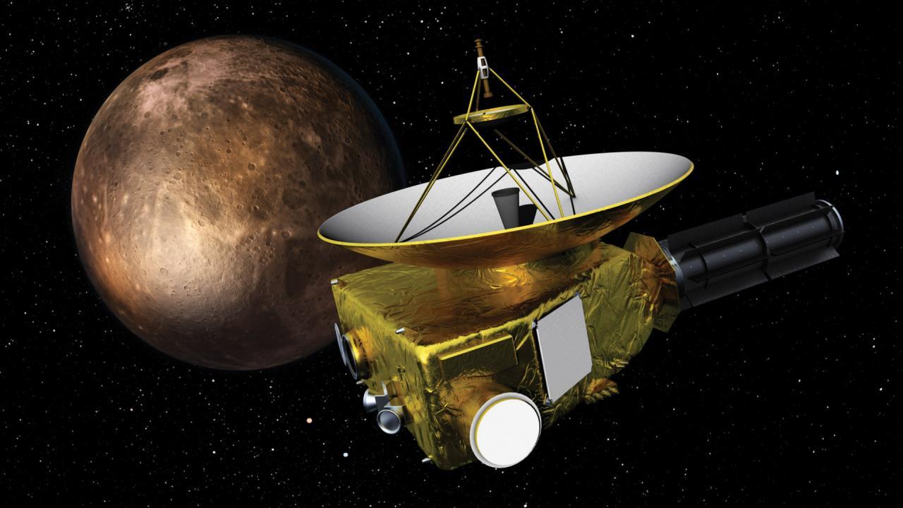 ¿La sonda New Horizons realmente fue enviada en busca de Nibirú?