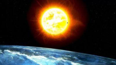 Dentro de 100 años el Sol podría destruir la Tierra con súper llamaradas