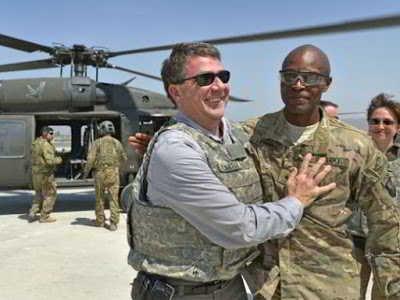 ¿Por qué un alto oficial del Pentágono introdujo en secreto a 4 terroristas del ISIS en EEUU?