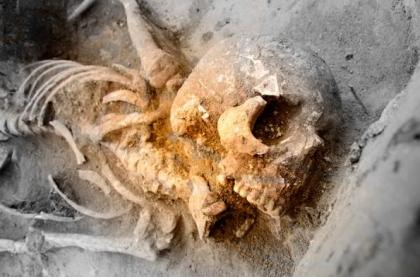 Antepasados indios se mezclaron con una desconocida especie