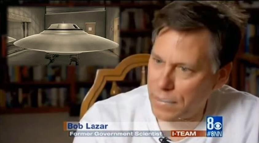 Area 51 y el Sr. Robert Lazar.