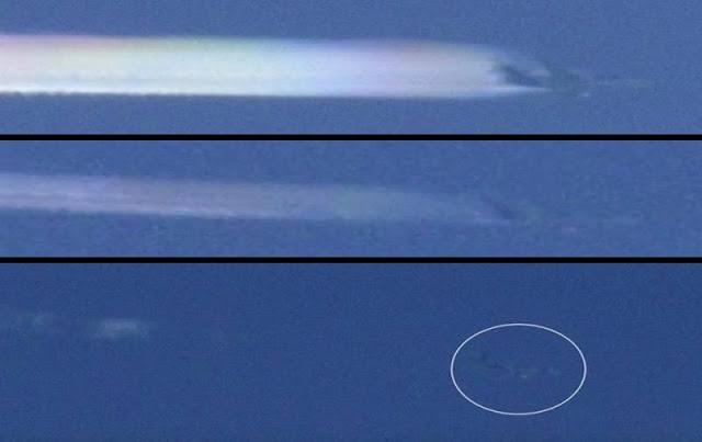 Asistente de Vuelo Revela Evidencia de la Existencia de Aviones  Holográficos: ¿Proyecto Blue Beam?