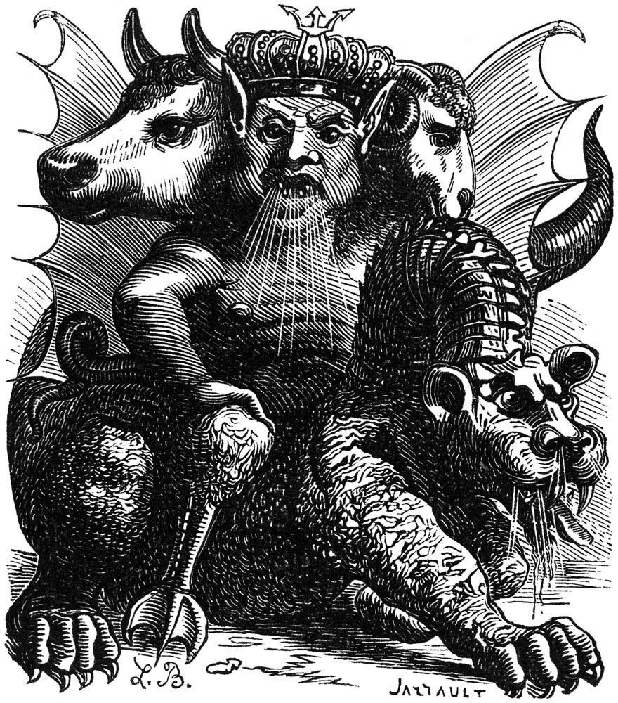 Asmodeo – El Demonio de la Lujuria