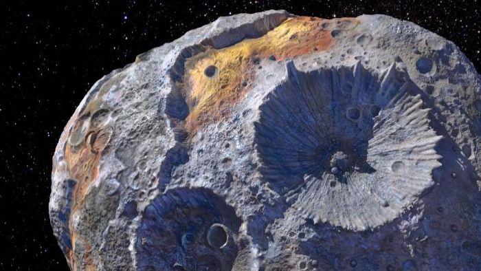 Asteroide volvería Millonarios a todos los seres Humanos