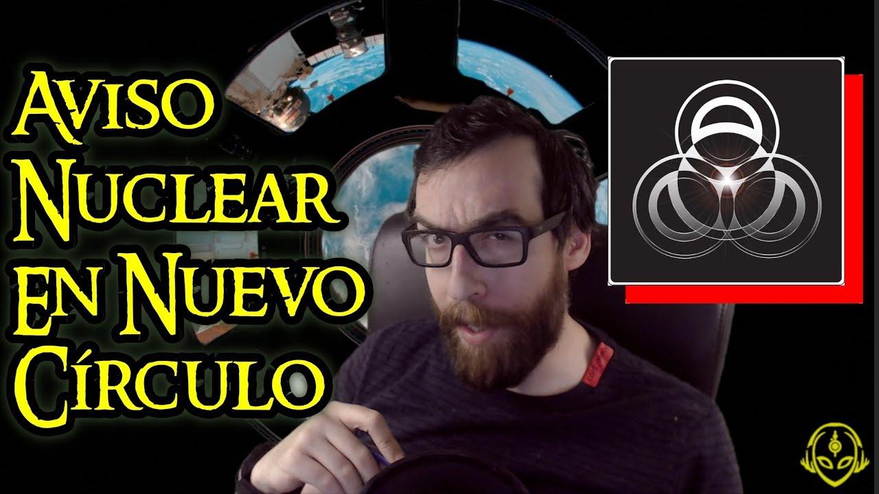 Aviso nuclear a la humanidad en nuevo círculo de las cosechas