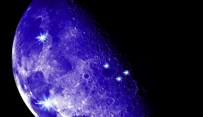 La Luna emite unos misteriosos destellos y los científicos no saben por qué, ¿señales extraterrestres?
