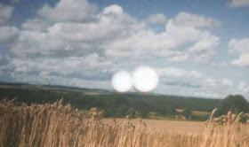 Crop Circle asociado a misteriosas fuentes de energía.