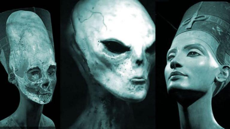 ¿Fueron los faraones egipcios híbridos extraterrestres?