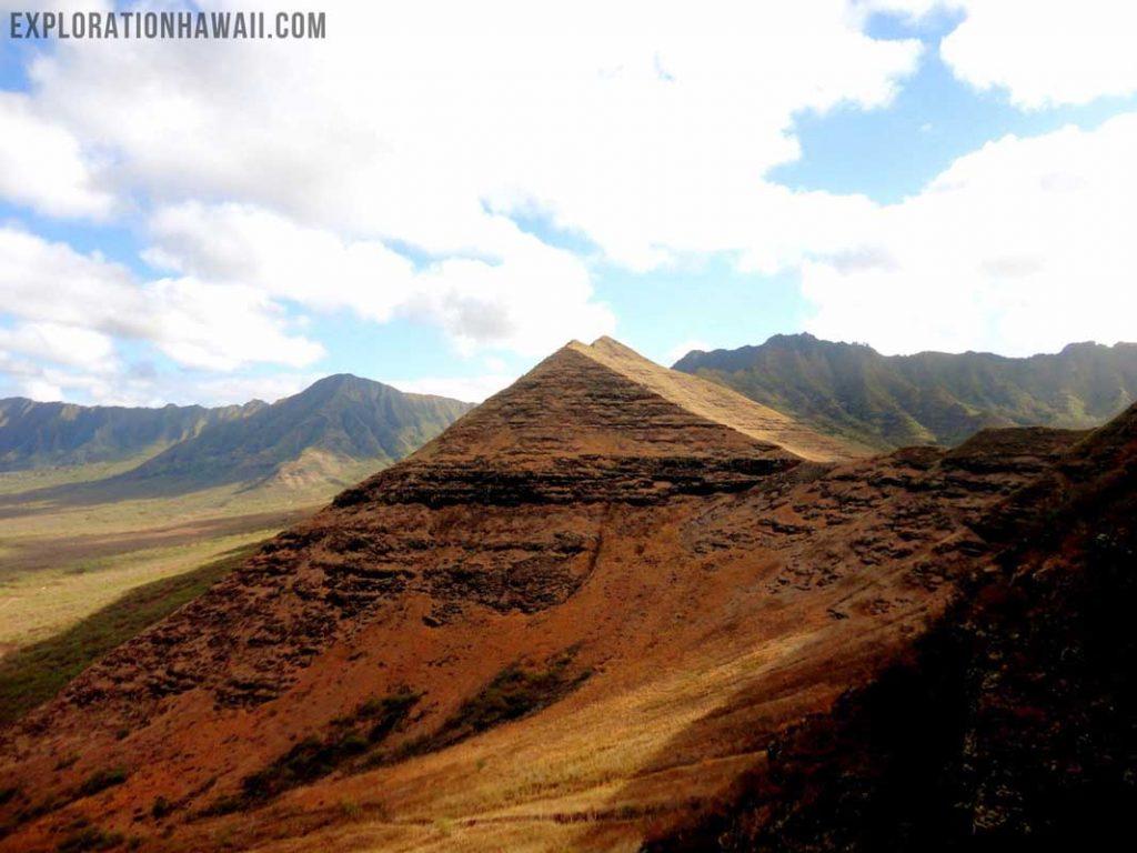 Pirámides antiguas encontradas en Hawai?