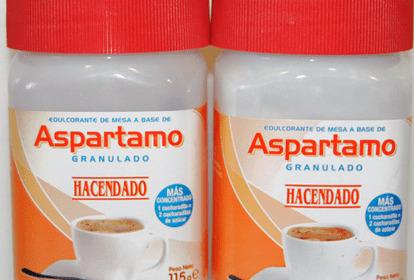 Cinco hechos sorprendentes sobre el aspartamo.