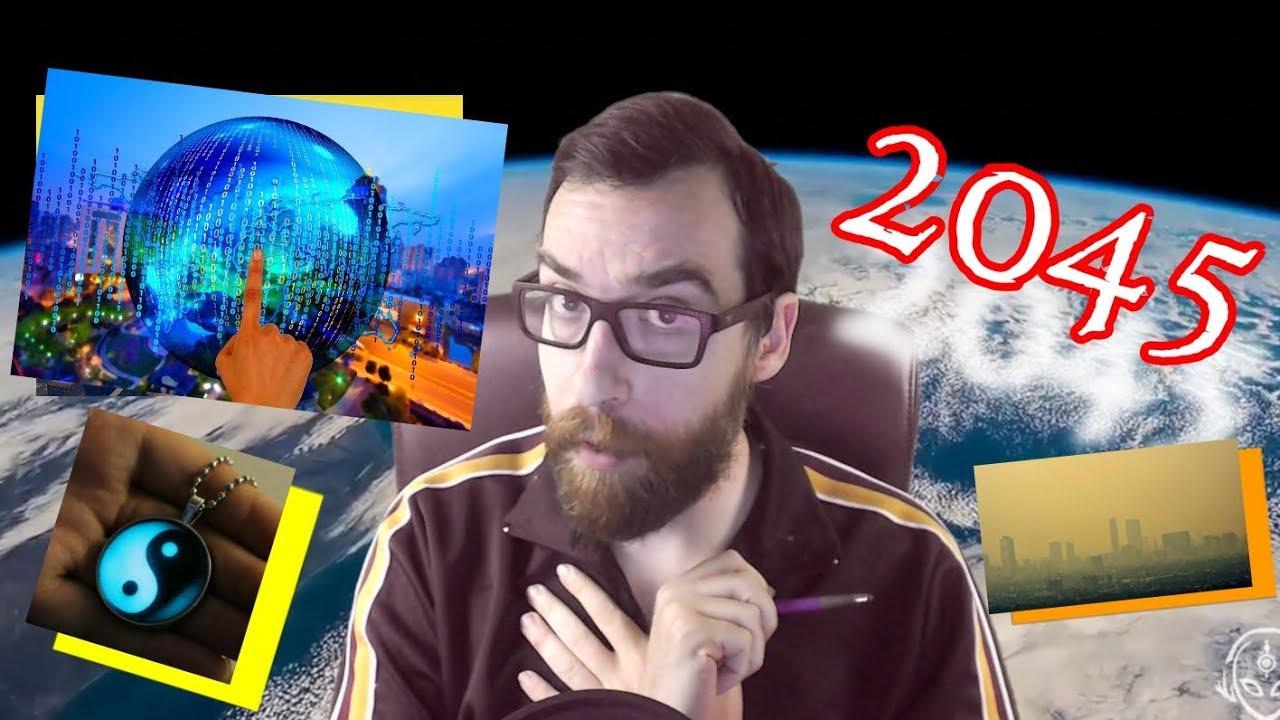 ¿Cómo serán los humanos en el año 2045?