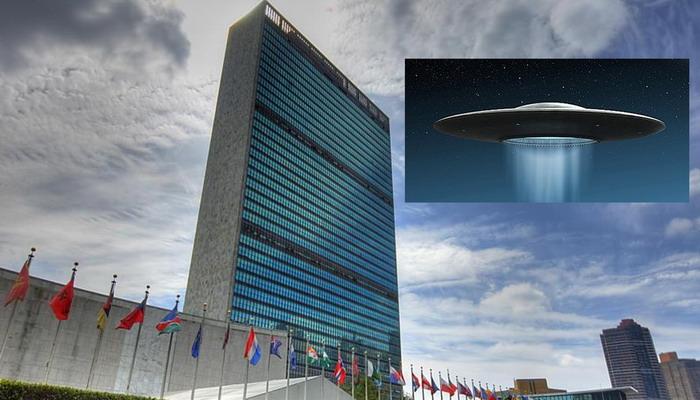 Documentos filtrados por WikiLeaks revelan interés de las Naciones Unidas en los OVNIS