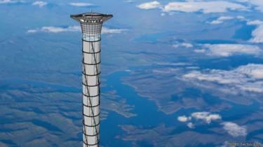 El ascensor espacial ya tiene fecha
