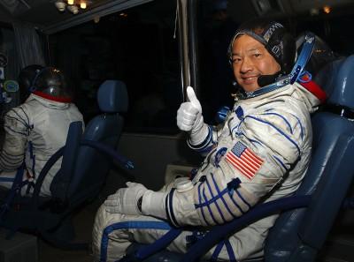 El caso del Ovni de Leroy Chiao