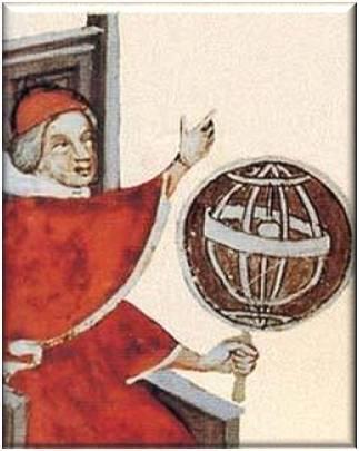 El conde Silvestre II, el papa del Vaticano que era inventor, alquimista, mago y brujo