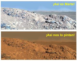 El Misterio De Marte